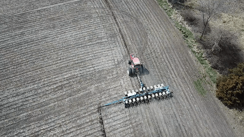 International Harvester Planting