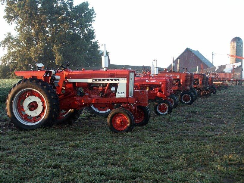 Parmall Tractors