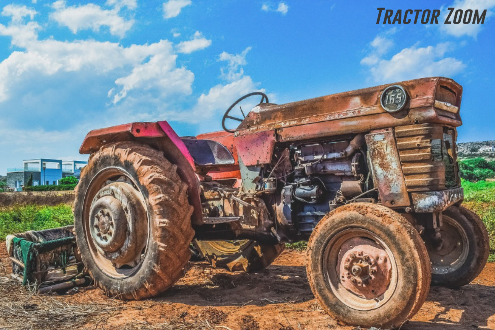 Replace Your Tractor