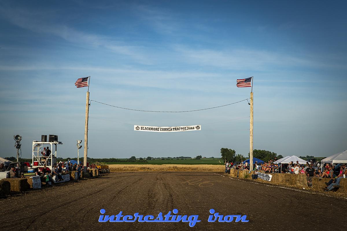 blackmore corner tractor pulling track