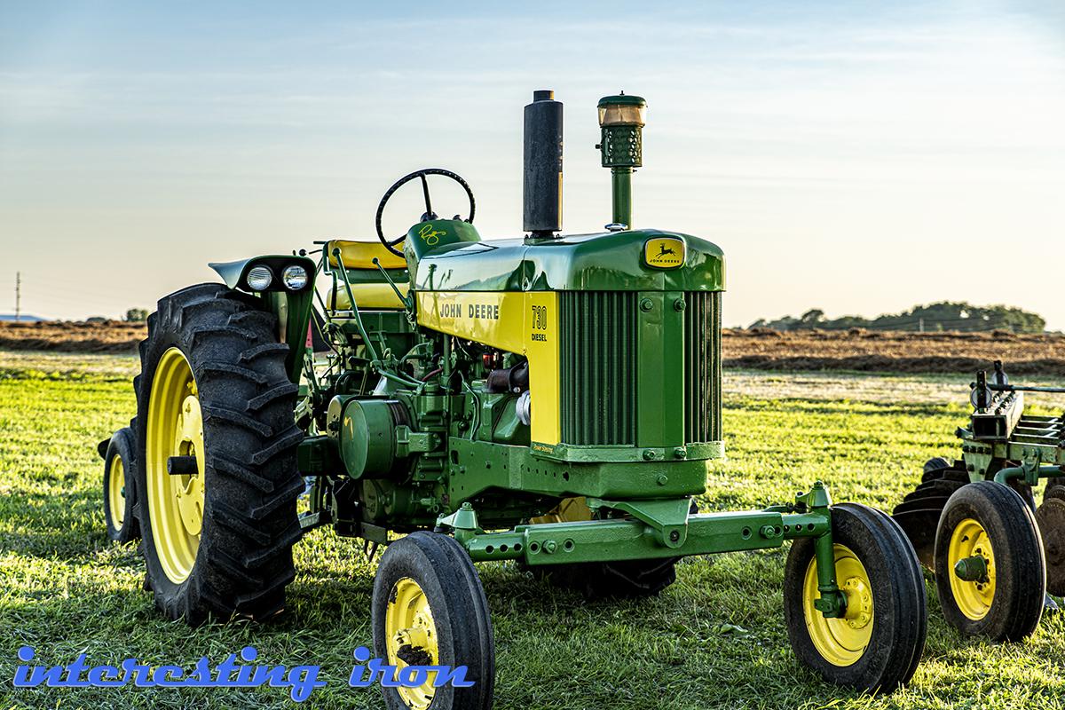 John Deere 720 Diesel