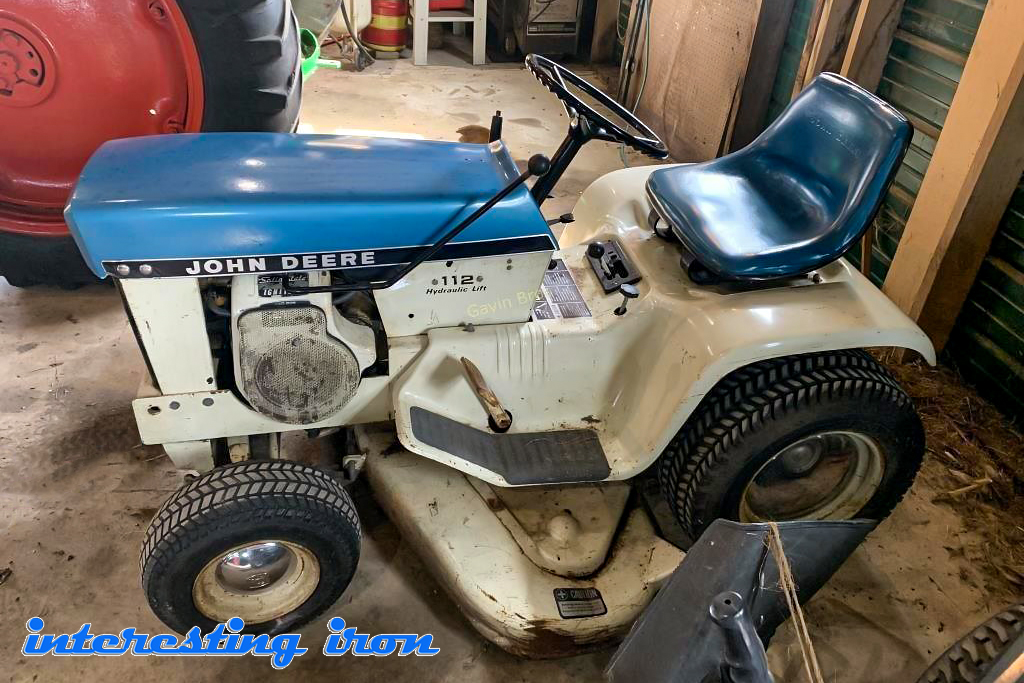 Patio Series Tractors