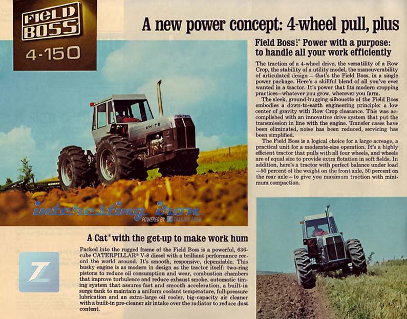 Field Boss 4-150 Brochure 2