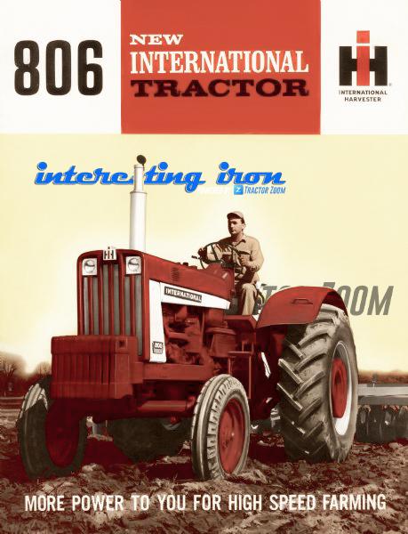 IH 806 Wheatland ad