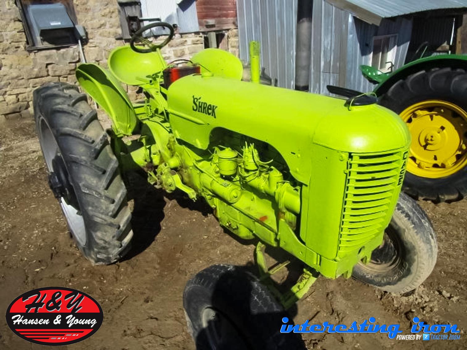 Shrek Case Model D