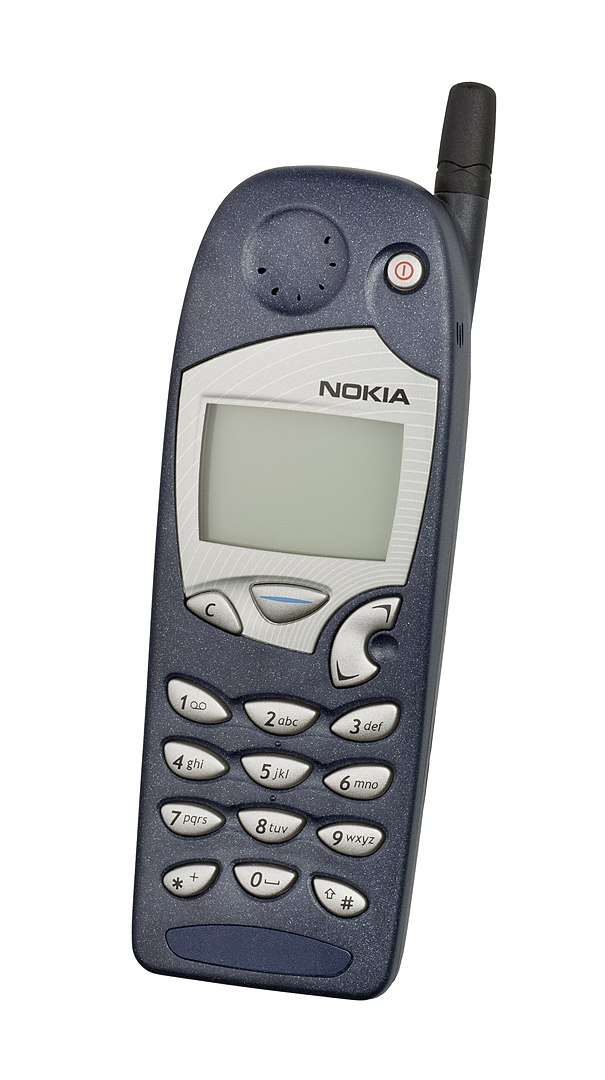 Chuck Pelly DesignworksUSA Nokia 5125 cell phone