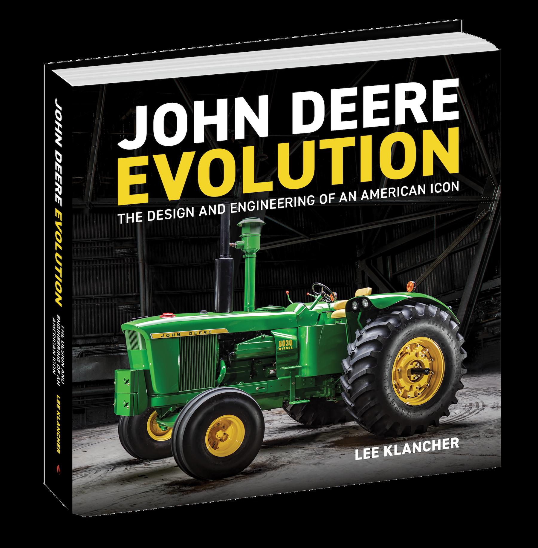 John Deere Evolution 3d