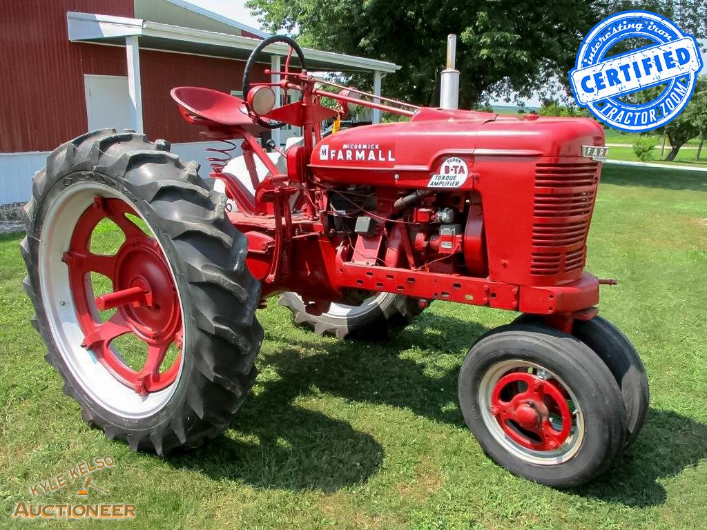 Farmall fantasy tractor