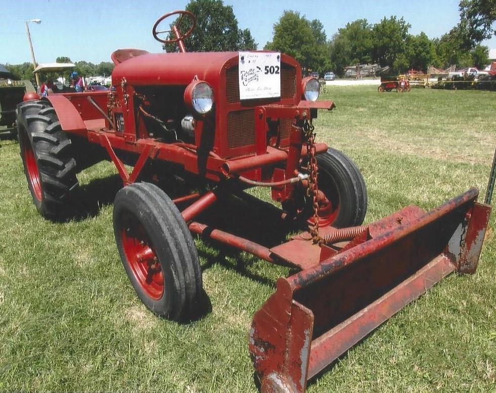 Empire 88 tractor